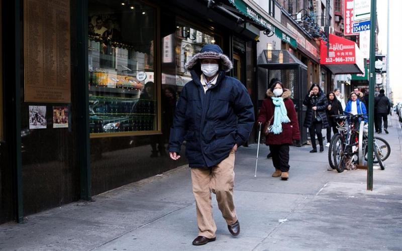 Americanos evitam circular no centro de New York