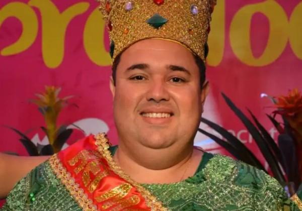 Comerciante Dilson Chagas é eleito Rei Momo em Salvador