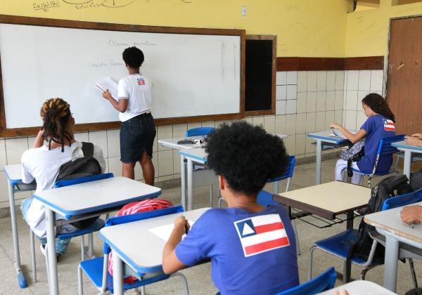 Governo abre 10 mil vagas para monitores do programa Mais Estudo