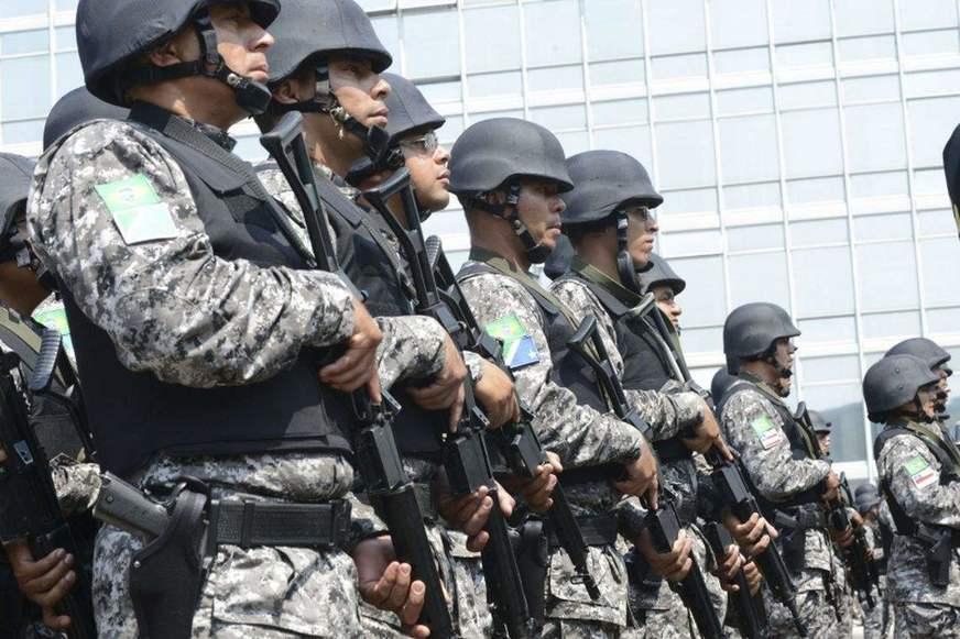 Ministério da Justiça prorroga atuação da Força Nacional em Porto Velho