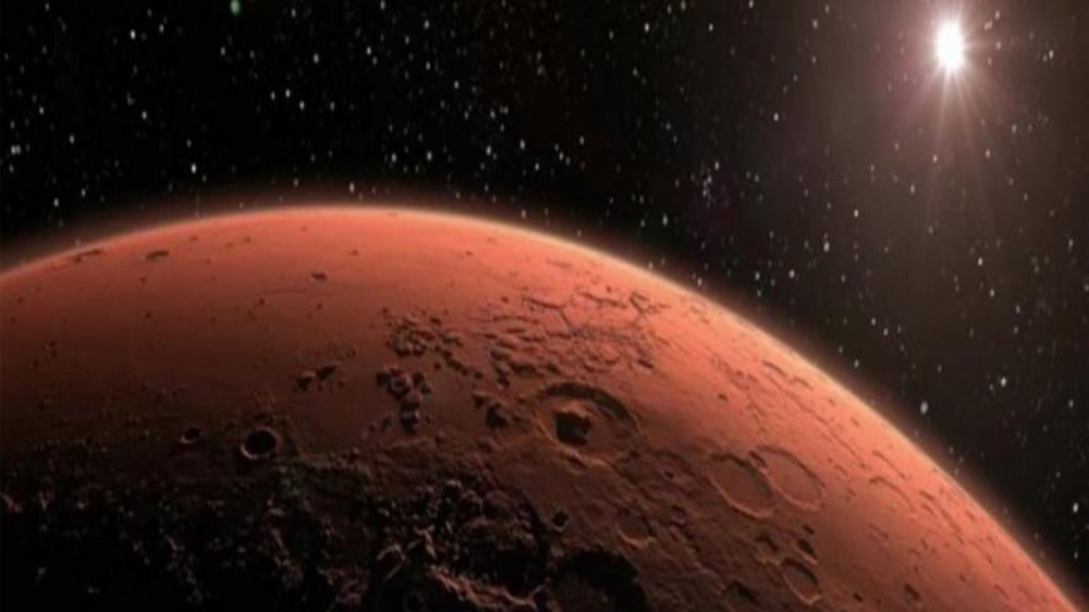 NASA descobre caverna subterrânea em Marte