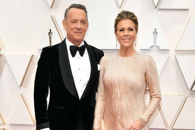 Tom Hanks e sua esposa são diagnosticados com coronavírus