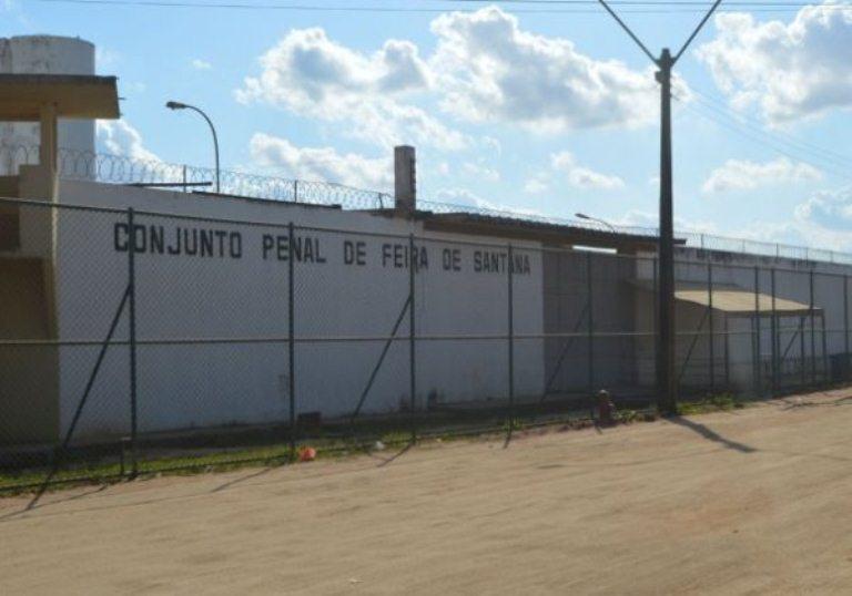 Preso do Conjunto Penal de Feira de Santana é encontrado morto em cela