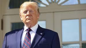 Trump pede o fim do confinamento por coronavírus nos EUA