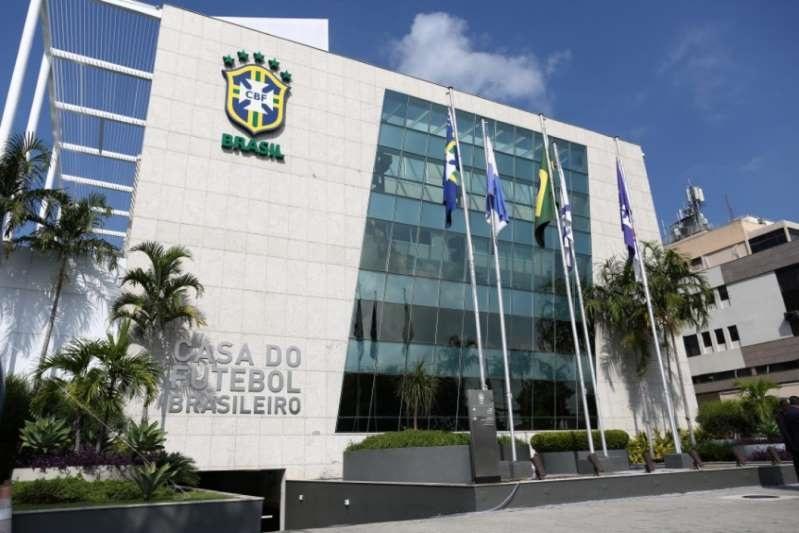CBF isenta clubes de taxas e estima economia de R$ 1,3 milhão por mês