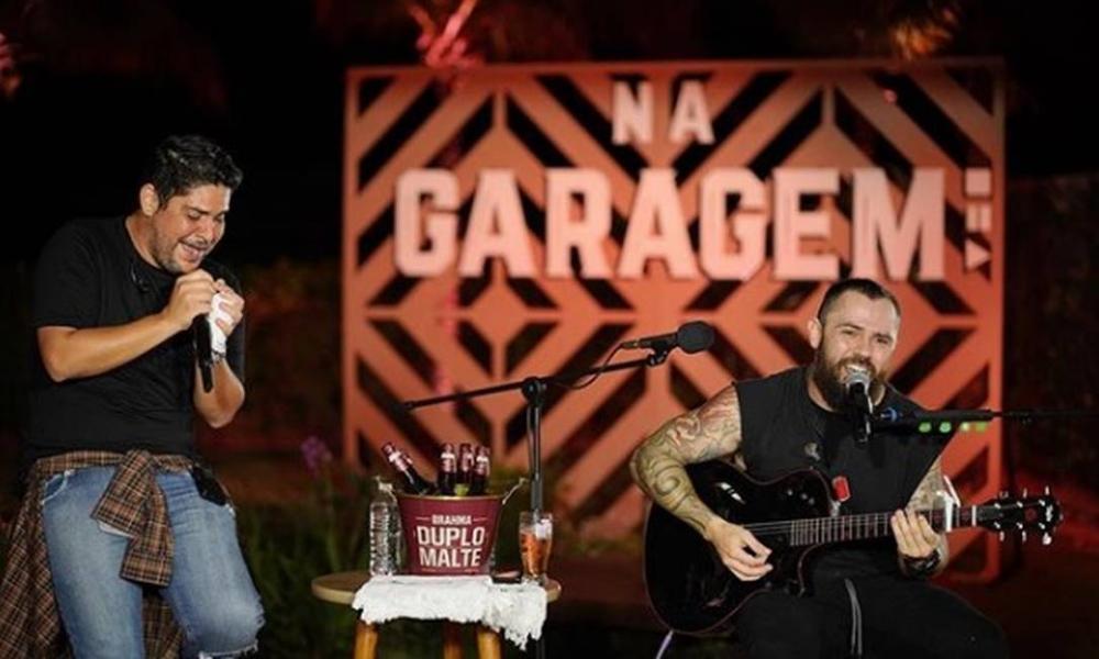 Jorge e Mateus vibram com doações após recorde mundial em live