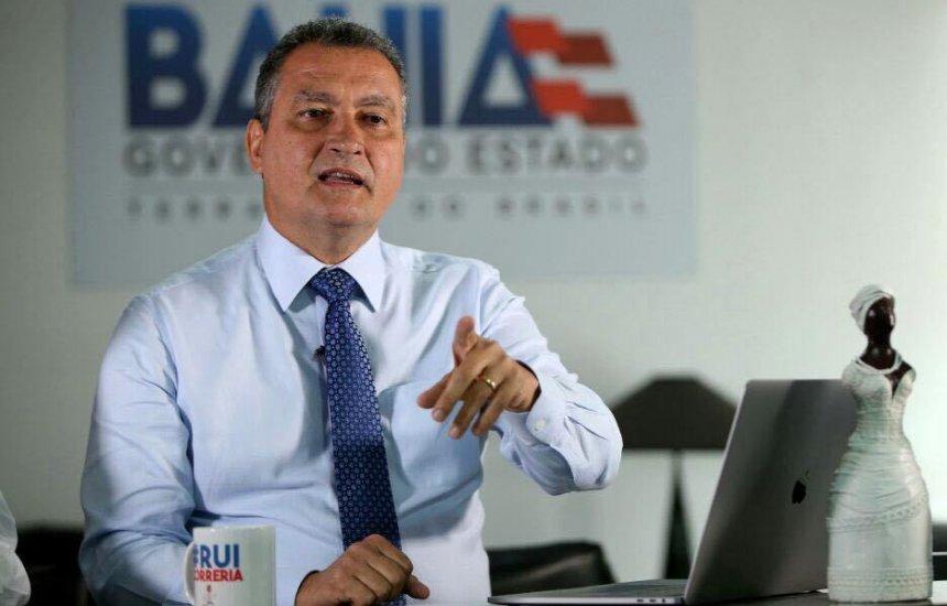 Rui Costa anuncia aplicativo para monitorar coronavírus na Bahia
