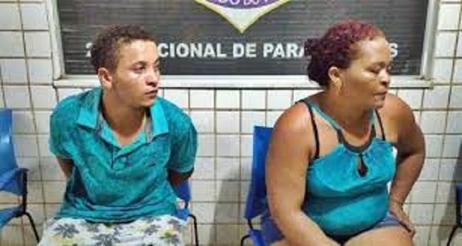 Filho mata namorado da mãe a pauladas e facadas