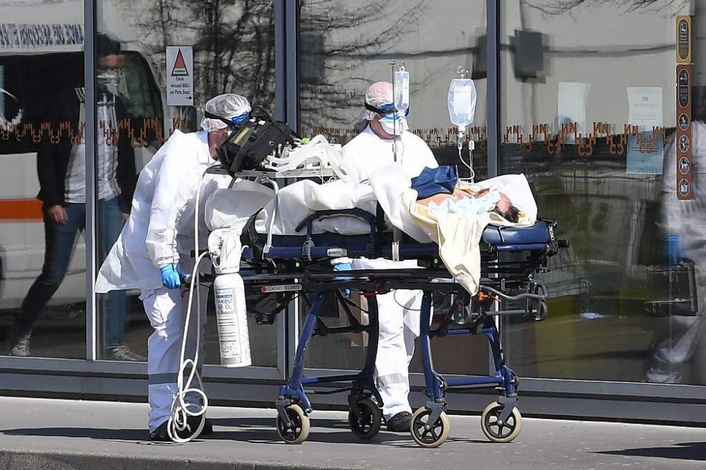 EUA registram quase 4,5 mil mortes por coronavírus em 24 horas