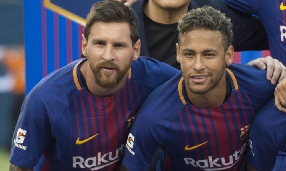 Ex-presidente do Barcelona pede volta de Neymar