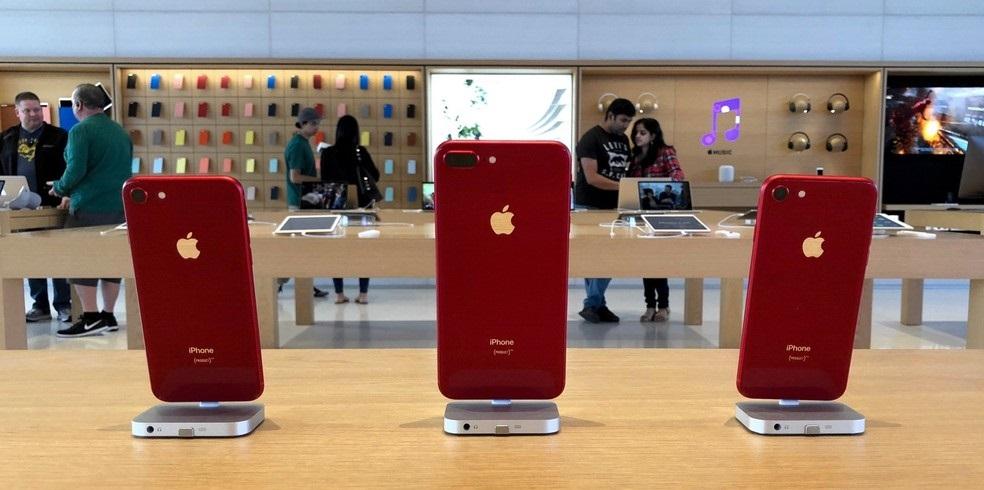 Iphone 8 e iPhone 8 Plus deixam de ser vendidos pela Apple