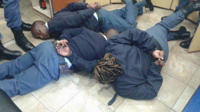 Cinco policiais são presos por beber em serviço durante a quarentena
