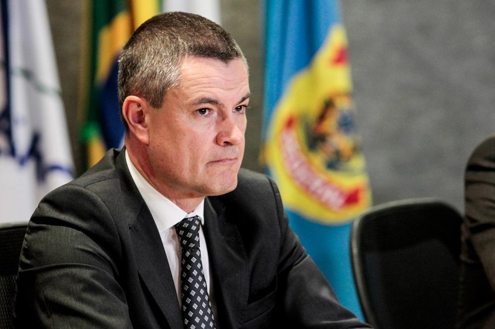 Maurício Valeixo depõe em inquérito sobre acusação de Moro a Bolsonaro