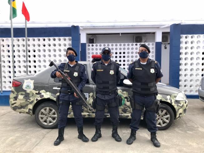 Guarda Municipal está habilitada para receber investimentos federais
