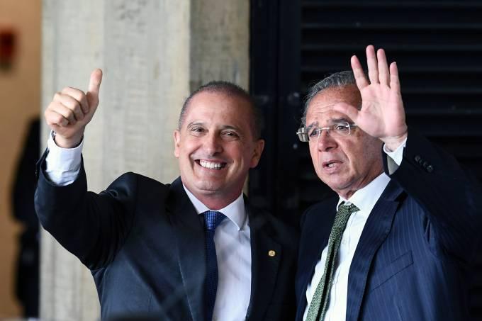 Paulo Guedes turbina salário de Onyx e Tarcísio Gomes com jetons no Sistema 'S'