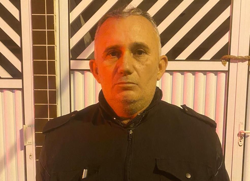 Suspeito de matar sargento da PM é preso após fugir por 17 anos