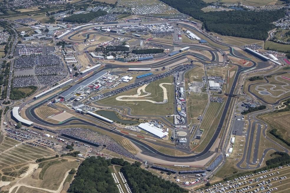 Silverstone quer adiar corridas da Fórmula 1 para agosto