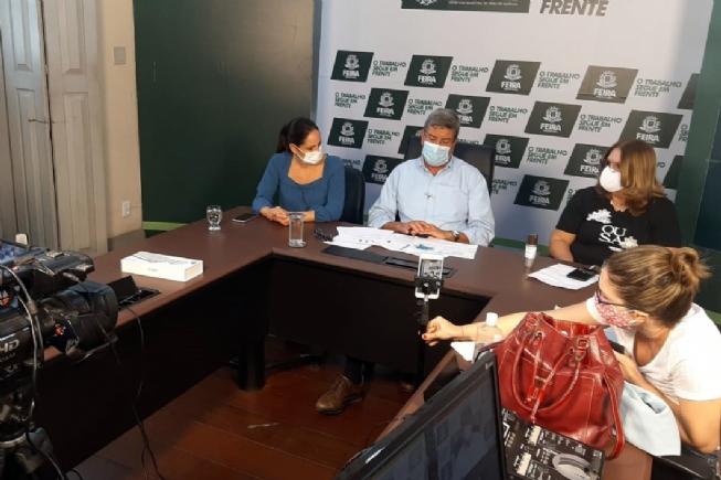 Prefeitura deverá informar bairros onde são registrados casos da Covid-19