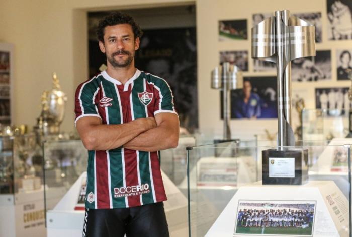 Recém-contratado pelo Fluminense, Fred define data para encerrar a carreira