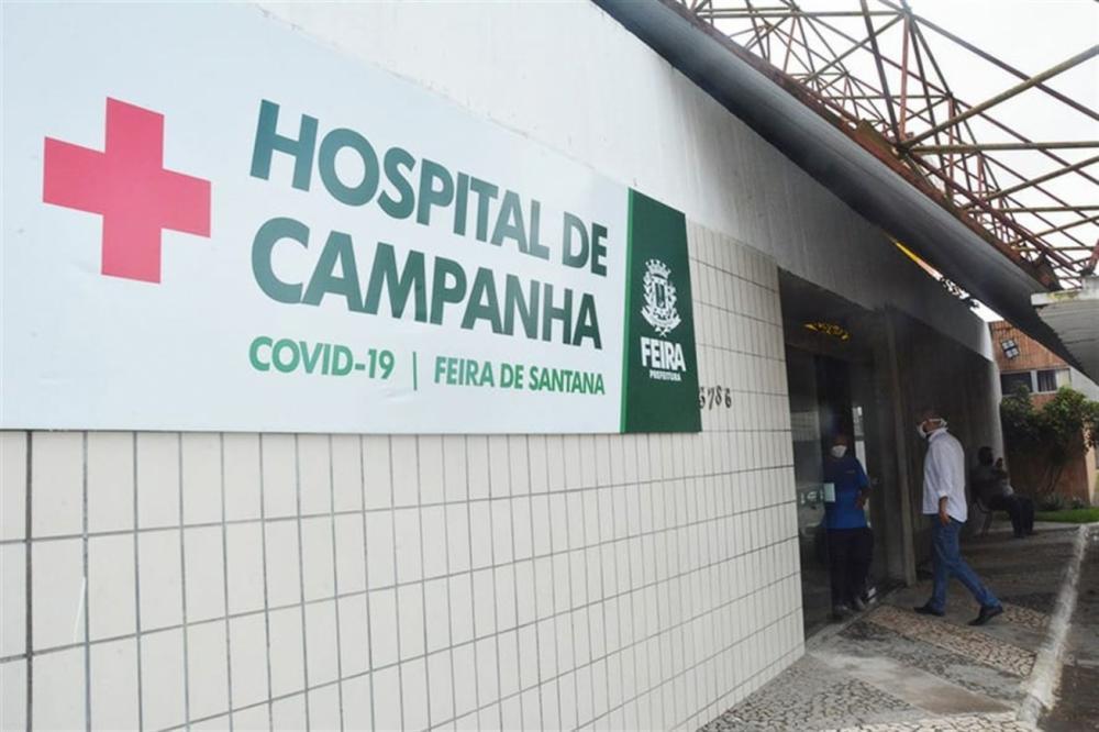 Prefeitura fiscaliza serviços do Hospital de Campanha e MP pede informações sobre morte de paciente