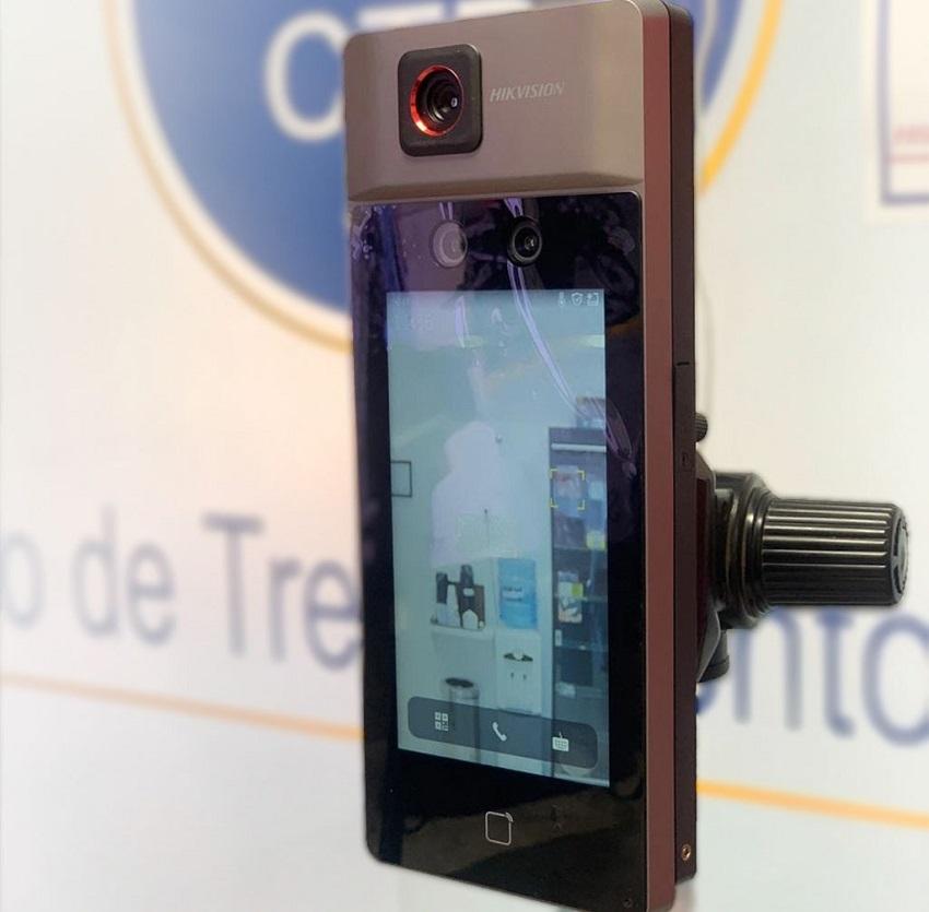 Câmera termográfica pode ajudar no combate à disseminação do coronavírus