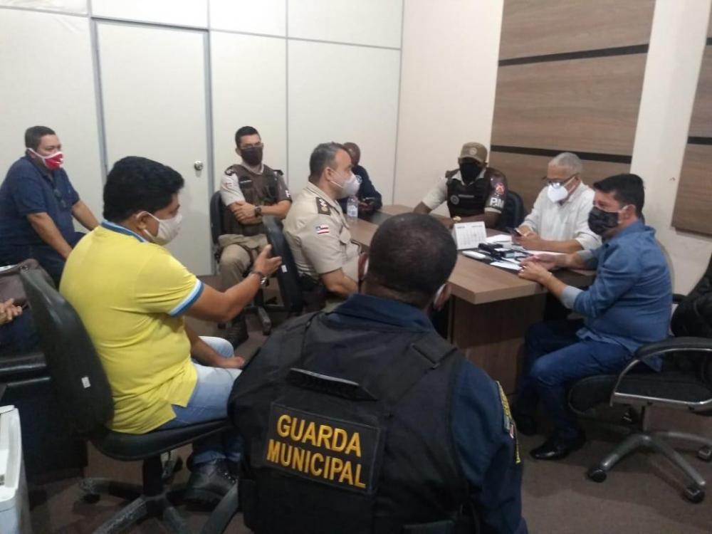 Prefeitura de São Gonçalo dos Campos proíbe fogueiras, venda e queima de fogos durante período junino como forma de combate ao Coronavírus