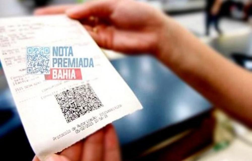 Sorteios da Nota Premiada Bahia voltam em julho