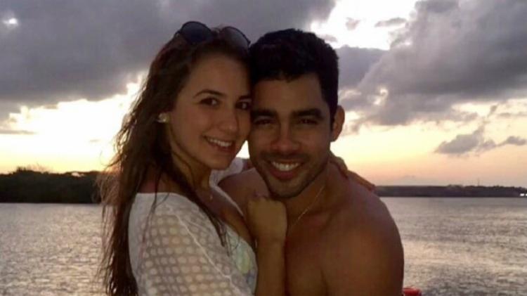 Noiva de Gabriel Diniz revela que está sendo ameaçada de morte por internauta