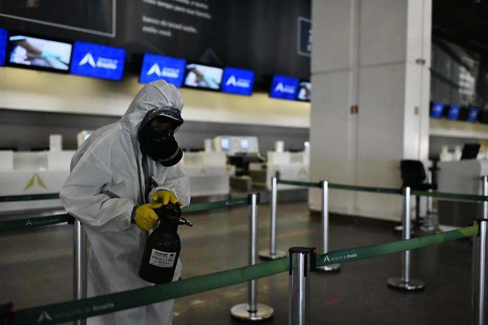 Turistas do Brasil não poderão entrar na Europa a partir de quarta 01/07