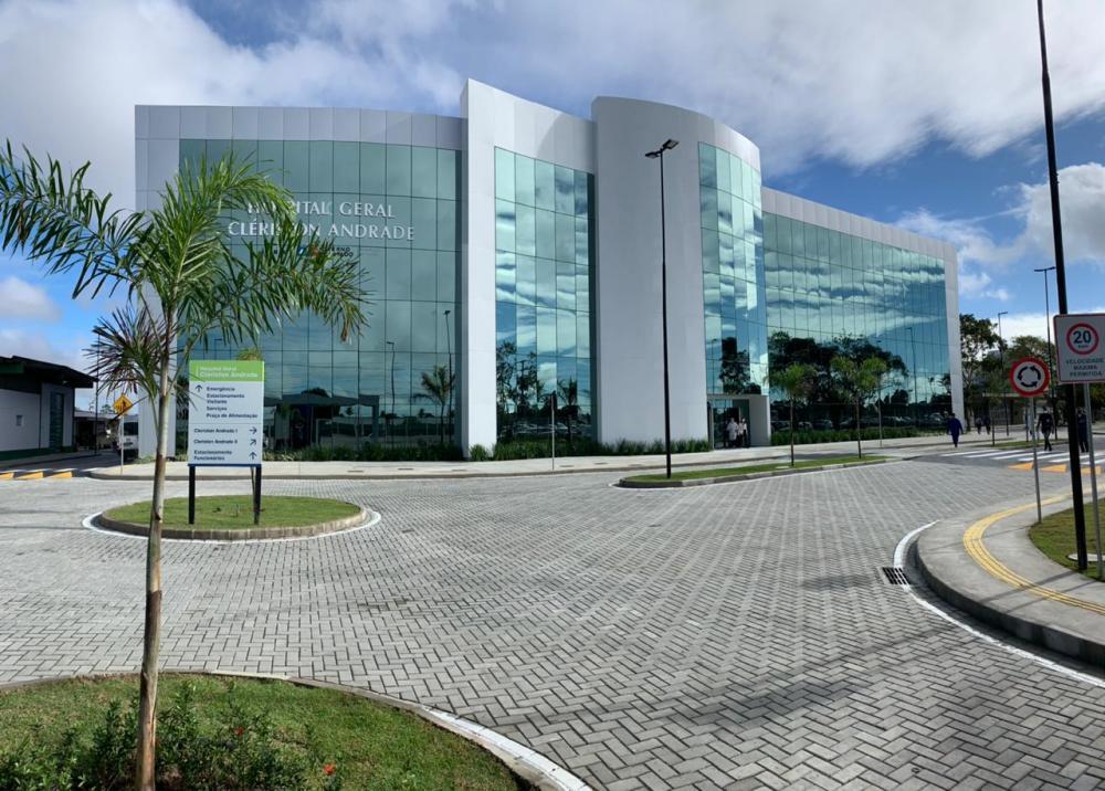 Hospital Geral Clériston Andrade 2 será inaugurado nesta quarta-feira (15), com 40 leitos de UTI exclusivos para o tratamento da Covid-19