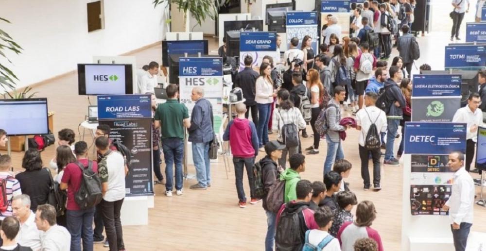 Instituto TIM apresenta startups de universitários em feira para investidores