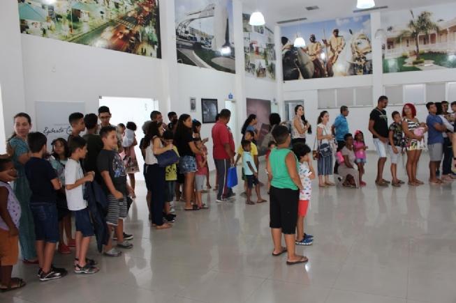 Divulgada programação da Sessão de Férias no Museu Parque do Saber