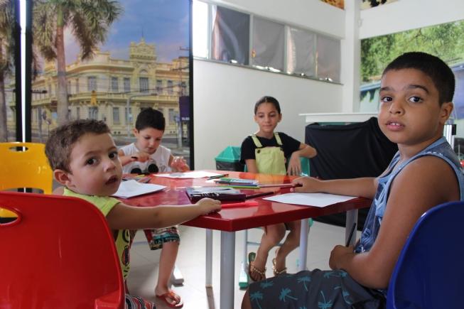 Sessão de Férias do Museu Parque do Saber conta este ano com atividade específica para público infantil