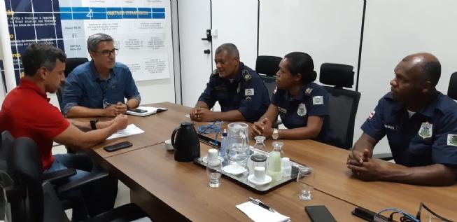Guarda Municipal e PRF vão realizar ações em conjunto