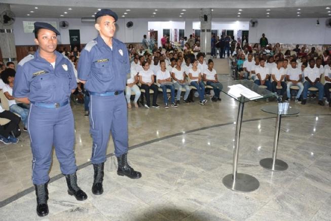 Inscrições para Guarda Mirim serão encerradas na próxima sexta-feira