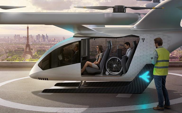 Carros voadores terão preço de veículos de luxo e poderão ficar na garagem