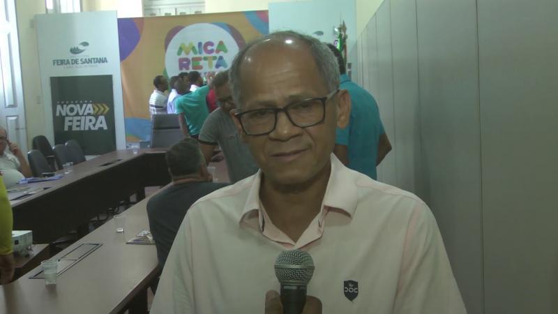 Micareta de Feira terá divulgação no carnaval de Salvador