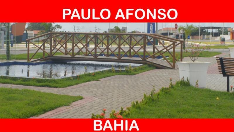 Conheça a cidade de Paulo Afonso