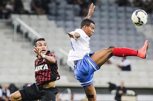 Bahia empata sem gols com Atlético-PR e segue no Z-4