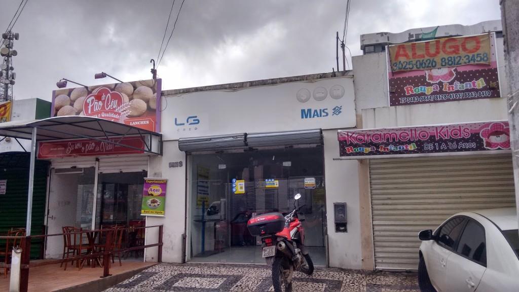 agencia banco do brasil assaltada